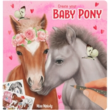 Miss Melody Malebog Create Your Baby Pony