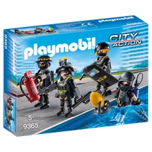 9365 Playmobil SEK-team