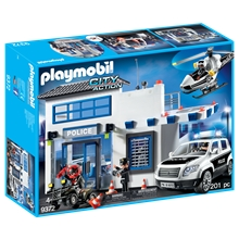 9372 Playmobil Politistation