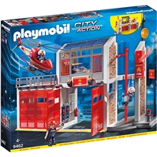 9462 Playmobil Brandstation