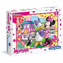 Puslespil 30 Brikker Minnie Mouse