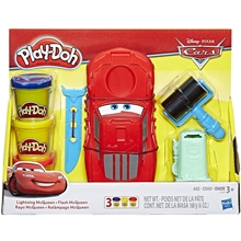 Play-Doh Disney Biler 3 Lightning McQueen