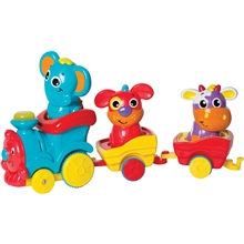Playgro Fun Friends Choo Choo Tog
