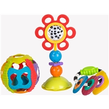 Playgro Shake & Twist Rattle Gift Pack
