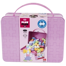 Plus-Plus BIG Metal Suitcase Pastel 70 Dele