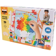 Plus-Plus BIG Picture Puzzel Basic 60 Dele