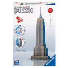 Puslespil 3D Empire State Building