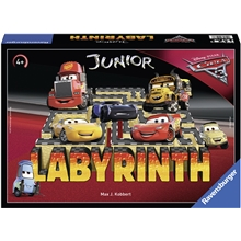 Biler 3 Junior Labyrint