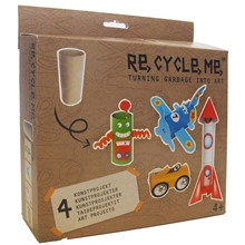 ReCycleMe - Toiletroll 1