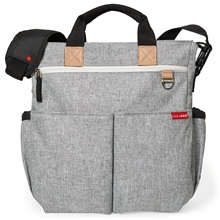 Skip Hop Duo Signature Grey Melange