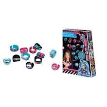 Monster High Vederstyggelige Ringe