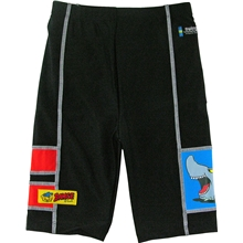 Swimpy UV-shorts Bamse Blå