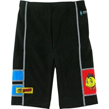 Swimpy UV-shorts Bamse Rød