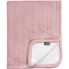 Vinter & Bloom Tæppe Cuddly Dusty Rose
