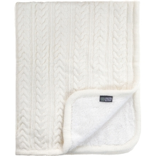Vinter & Bloom Tæppe Cuddly Ivory