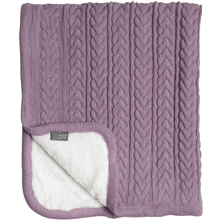 Vinter & Bloom Tæppe Cuddly Soft Pink